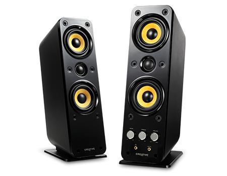 Creative GigaWorks T40 II Lautsprecher 2.0 direkt vom Hersteller. Ohne Versandkosten.