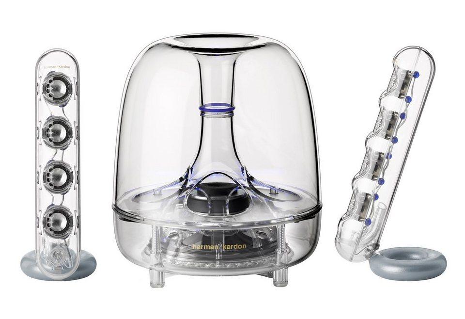 Harman/Kardon Soundsticks Wireless, 2.1 Soundsystem