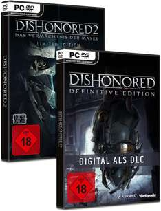 Gamestop - Dishonored 2 Limited Edition PC