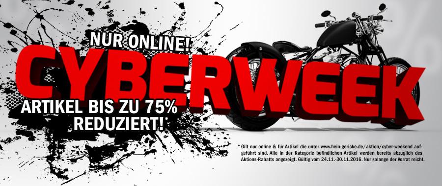 33% auf Nostalgic Art Produkte bei Hein Gericke und Cyberweek - Black Friday