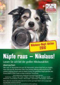 Fressnapf Nikolaus Aktion