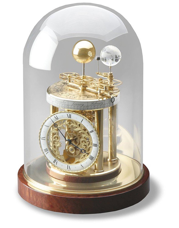 Hermle Astrolabium - Uhr mit Planetenmaschine und Tierkreiszeichen für 799 statt 1589 € [Amazon]