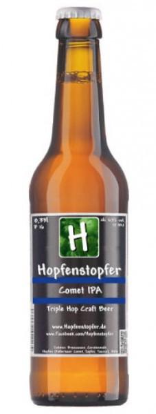 Hopfenstopfer Comet IPA für 1,19€/Flasche (Bei 26 Flaschen = 0,96€/Flasche möglich)