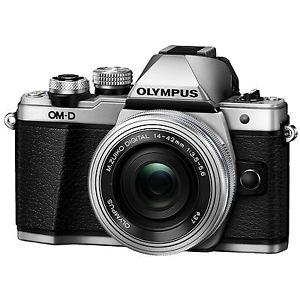 OLYMPUS OM-D E-M10 Mark II KIT 14-42 mm EZ silber Systemkamera bei MediaMarkt EbayWOW