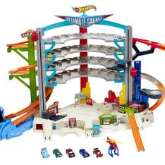 [Toys R Us] Hot Wheels - Megacity Parkgarage