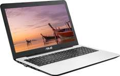 "ASUS F554LA-XX2857D weiß - Core i3-4005U, 4GB RAM, 500GB HDD, DVD-RW, 15,6"" HD - 233,66€ @ Notebooksbilliger"