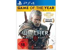 The Witcher 3: Game of the Year Edition (inkl. Hearts of Stone und Blood & Wine) (PS4 / XBO / PC) für 23,99€ versandkostenfrei [Saturn]