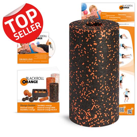 Blackroll Orange - Standard 30cm Faszienrolle VSK Frei