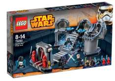 [amazon.co.uk] LEGO Star Wars 75093 Death Star Final Duel für 48,11 € inkl. Versand [PVG: 70€]