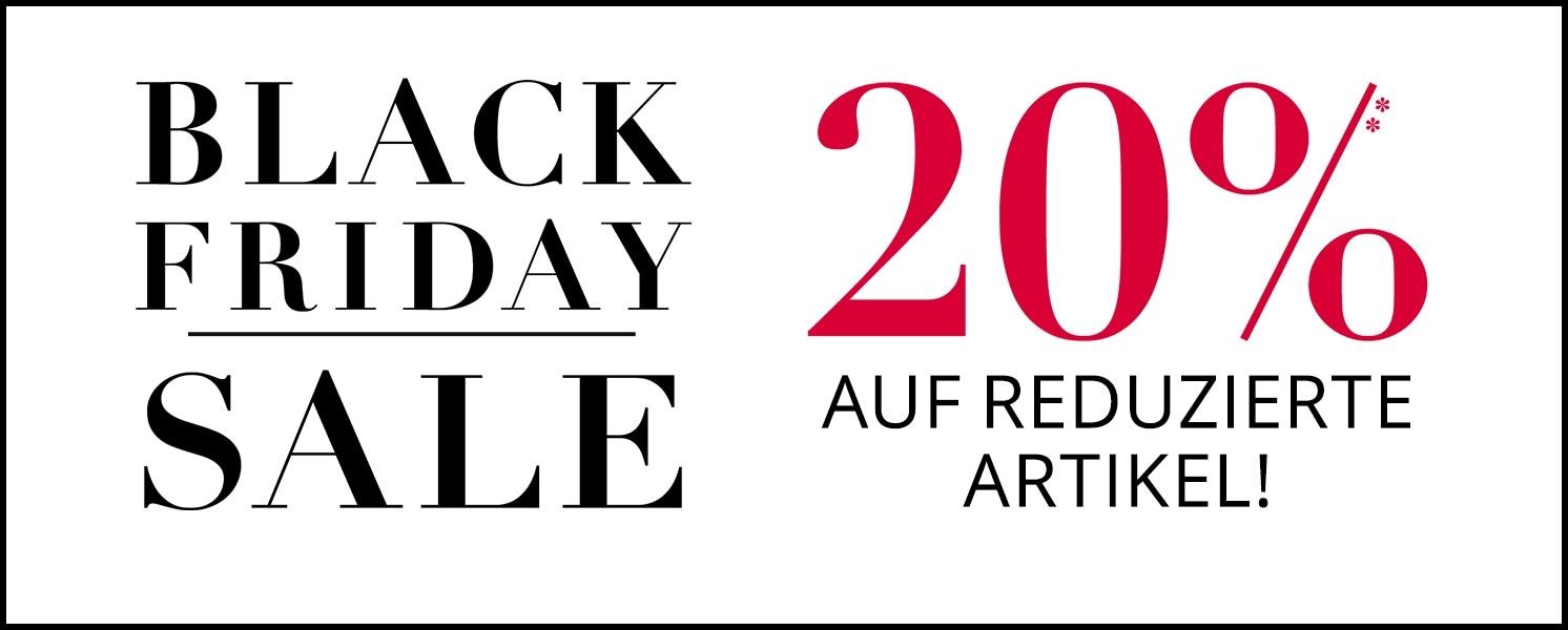 [Black Friday] 20% auf Sale Artikel bei P&C Peek&Cloppenburg.de
