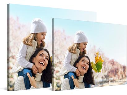 [MeinFoto] 120x80 & 100x75cm Leinwand je 20€, bis zu 87% Rabatt usw.