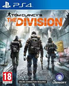 The Division - PS4 - 20,95 inkl. Versand