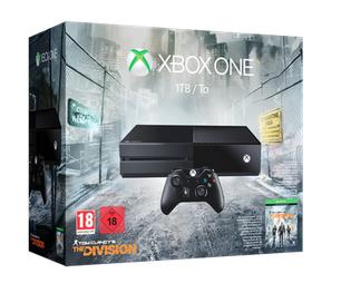 Xbox One Konsole 1TB - The Division Bundle für 166,95€ bei Coolshop