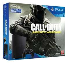Sony PlayStation 4 Slim 500GB Call of Duty Infinite Warfare Bundle für 227,45€ bei Amazon.co.uk