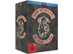 Sons Of Anarchy (komplette Serie) in Blu-Ray
