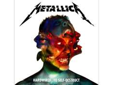[Saturn@BF2016] Metallica - Hardwired...To Self-Destruct (Deluxe Box LP+CD) - (LP + Bonus-CD) für 52,79€ Versandkostenfrei
