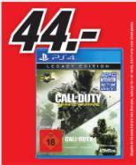 [Lokal Mediamarkt Landsberg am Lech] Tagesangebot Verkaufsoffener Sonntag 27.11--Call of Duty: Infinite Warfare Legacy Edition [PS4] für 44,-€