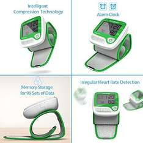 Koogeek Smart & Bluetooth  Handgelenk Blutdruck Messgerät