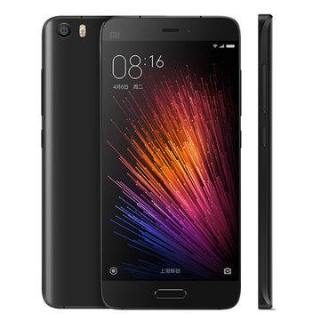 Xiaomi mi5 128 4GB RAM 128GB ROM auf Banggood mit  BLACK FRIDAY Rabattcode