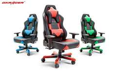 DX-Racer W-Serie (Wide) Gaming Chair für 269,96 mit Paypal