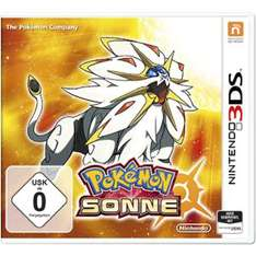 Pokemon Sonne 3DS bei  Amazon Prime