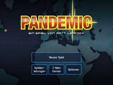 [iOS] [Android] Pandemic: The Board Game / Pandemie für 2,99 € statt 6,99 €