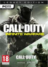 [cdkeys] Call of Duty: Infinite Warfare Digital Legacy Edition - PC