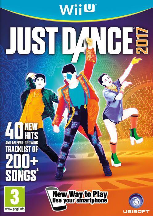Just Dance 2017 für Wii, WiiU, PS3 oder XBOX 360 für 23,95€