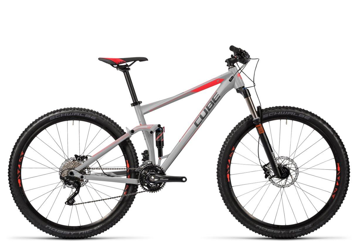 Cube Stereo Fully Mountainbike mit 25% Rabatt
