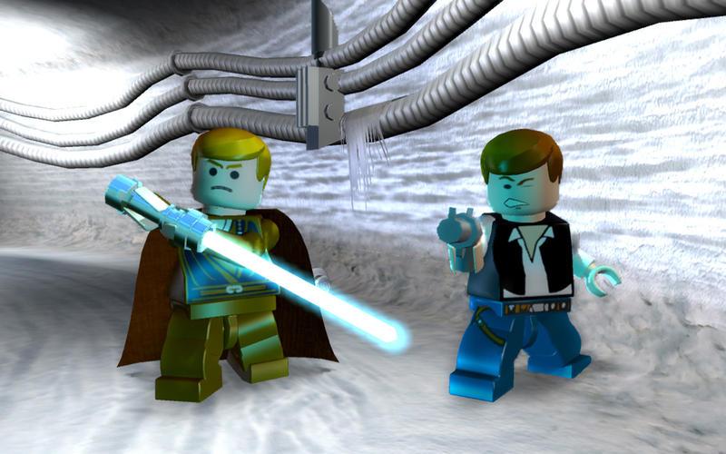 [OS X] MAC App Store: Lego Star Wars Saga / Harry Potter Y1-4 u.a. bis 75% reduziert
