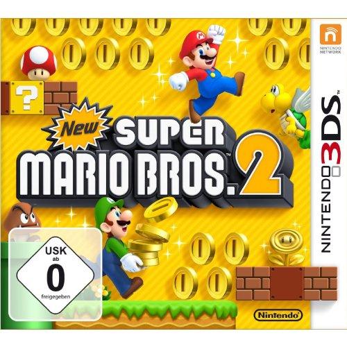 New Super Mario Bros 2 für Nintendo 3DS bei Amazon.de ohne VSK