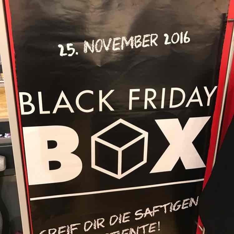 Black Friday Lokal - 20% auf alles bei Messerich Mode bzw Intersport in Simmern
