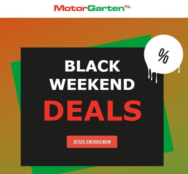 BLACK WEEKEND DEALS bei MotorGarten - Viele Weber Grillzubehörartikel stark reduziert