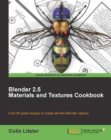 Blender 3d -  Oberflächen Material und Texturen eBook [Packt Verlag]