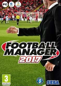 [Instant Gaming] SEGA Football Manager 2017 -  No VPN (Steam)