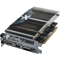 [Alternate.de] XFX Radeon RX 460 Heatsink mit 2GB und 4GB, Passivkühlung, daher geräuschlos, GDDR5, AMD 14 nm, DVI, HDMI, Display Port, DirectX12