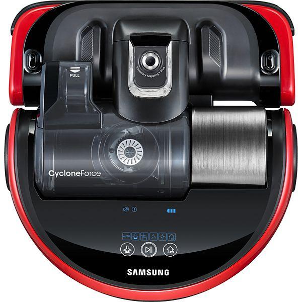 Samsung Saugroboter mit Easy Pass-Rädern, 31cm breiten XXL-Bürsten, FullView Sensor Scanner