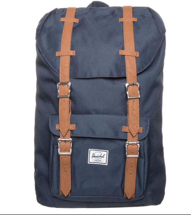 [outfitter] Herschel Little America Rucksack blau für 61,71
