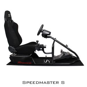 [Black Friday] Speedmaster S Racing - Gaming Sitz - Playseat