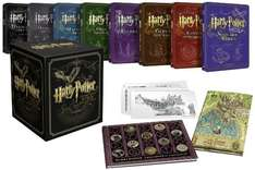Ultimate Collector's Edition Harry Potter – inkl. Steelbooks und Sammlerstücke (40,02 EUR gespart)