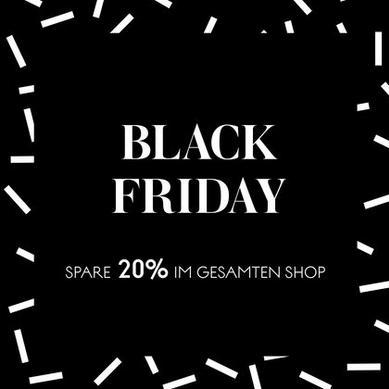 Black Friday - 20% auf Umstands- und Stillmode bei mama licious