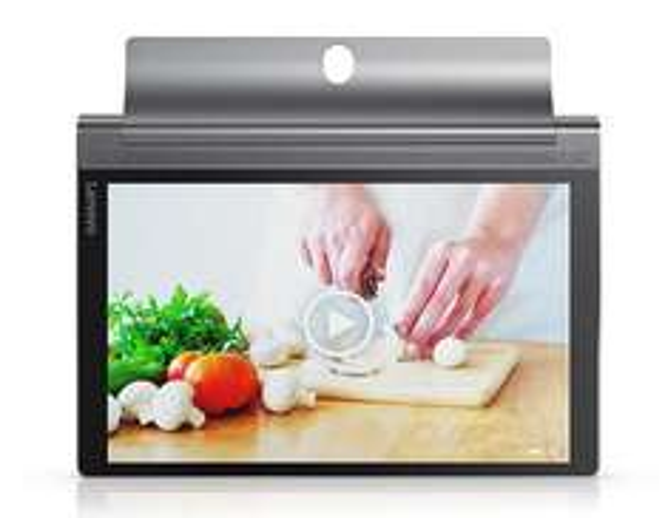 "Lenovo Yoga Tab 3 Plus: 10,1"" QHD IPS, Snapdragon 652, 3GB RAM, 32GB (erweiterbar), Wlan ac, GPS, AnyPen, 9300mAh, Android 6 für 251,09€ bei Amazon.es"