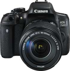 [CH MediaMarkt] Canon EOS 750D (18-135 mm IS STM Kit) (599 CHF) -45/70€ Cashback
