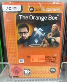 The Orange Box (Saturn Dortmund-Eving)