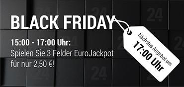[Tipp24] 3 Felder Eurojackpot für 2,50