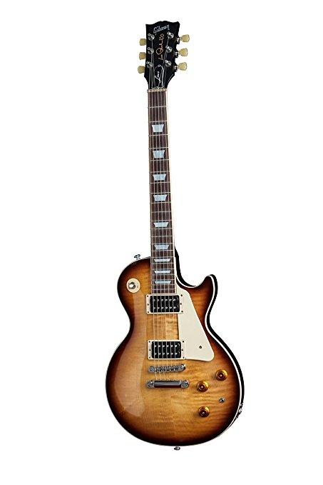 Gibson LPLP15DBNH1 LP Less+ E-Guitar Desert Burst für 822,10€ inkl. Versand statt 959€ im Amazon UK Tagesangebot zum Black Friday