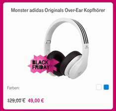 Monster Adidas Originals Over-Ear Kopfhörer