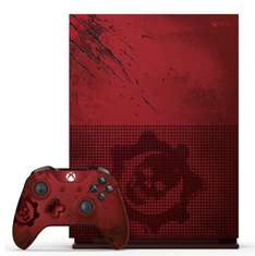Xbox One S 2TB Konsole - Gears of War 4 Limited Edition Bundle ( Amazon WHD) GUT
