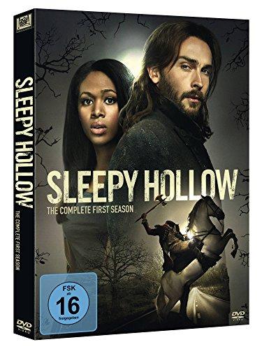 (Amazon Prime) Sleepy Hollow - Staffel 1 auf DVD für 5,60€