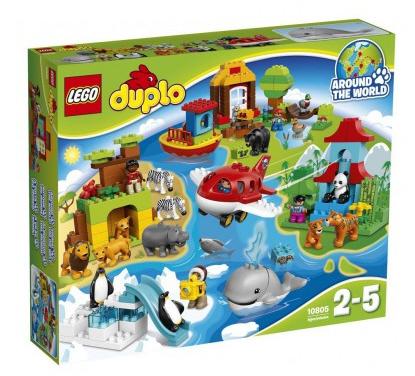 [Amazon] [Kaufhof] Lego Duplo 10805: Einmal um die Welt